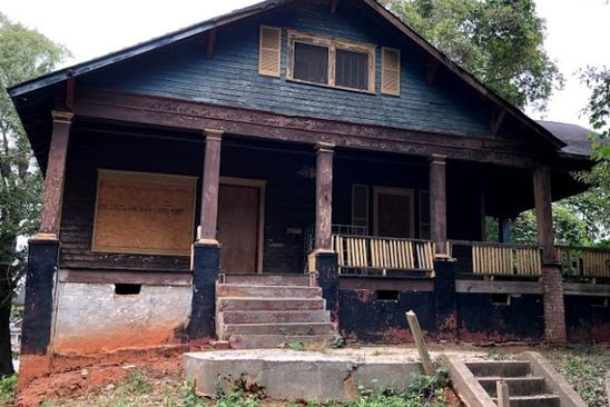 4 bed 2 bath Multi Family at 1163 WILMINGTON AVE SW ATLANTA, GA, 30310 is for sale at 150k - google static map