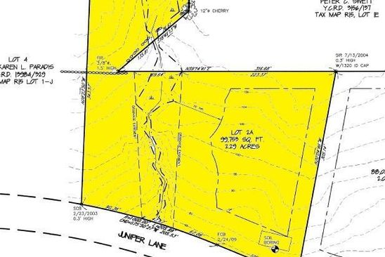 null bed null bath Vacant Land at 0 Juniper Ln Lebanon, ME, 04027 is for sale at 50k - google static map