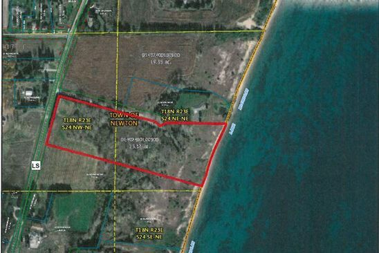 null bed null bath Vacant Land at 15.32 Acre County Rd Ls Manitowoc, WI, 54220 is for sale at 1.10m - google static map