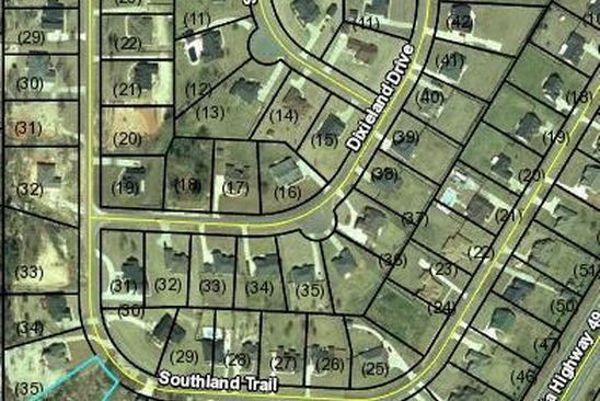 null bed null bath Vacant Land at  Southland Trl Byron, GA, 31008 is for sale at 19k - google static map