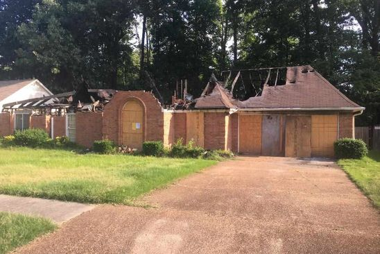 3 bed 2 bath Single Family at 7406 Germanshire Ln Memphis, TN, 38125 is for sale at 45k - google static map