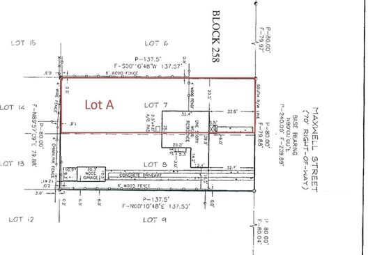 null bed null bath Vacant Land at 1511 E Maxwell St Pensacola, FL, 32503 is for sale at 120k - google static map