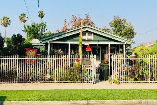 2 bed 1 bath Single Family at 1316 HOLLISTER ST SAN FERNANDO, CA, 91340 is for sale at 299k - google static map