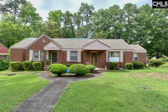 3 bed 2 bath Single Family at 2327 WILLOW ST COLUMBIA, SC, 29203 is for sale at 35k - google static map