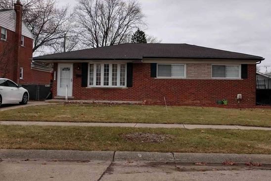 3 bed 2 bath Single Family at 29837 ROAN DR WARREN, MI, 48093 is for sale at 124k - google static map