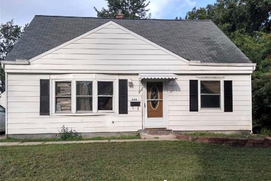 4 bed 2 bath Single Family at 666 E 266TH ST EUCLID, OH, 44132 is for sale at 45k - google static map