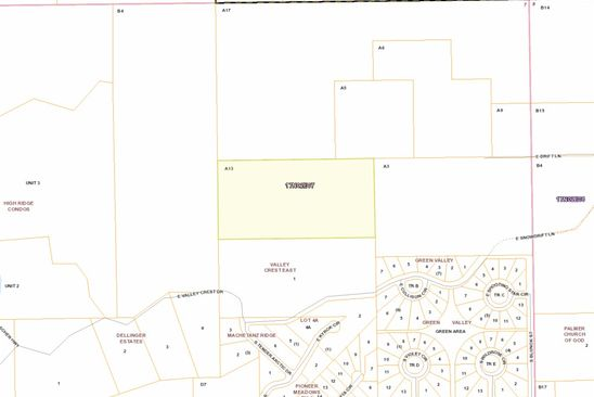 null bed null bath Vacant Land at 17N02E07 E Valley Crest Dr Palmer, AK, 99645 is for sale at 259k - google static map