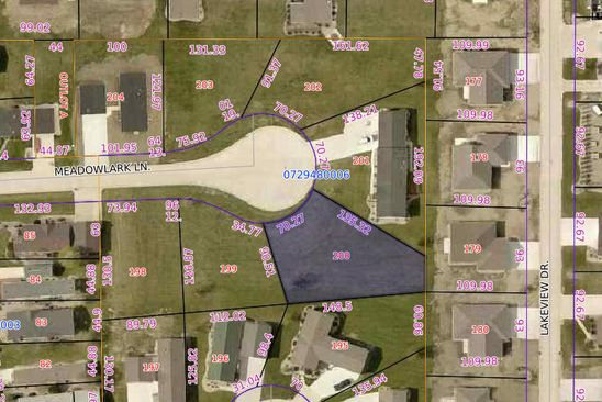 null bed null bath Vacant Land at 621 Meadow Lark Ln Arnolds Park, IA, 51331 is for sale at 45k - google static map