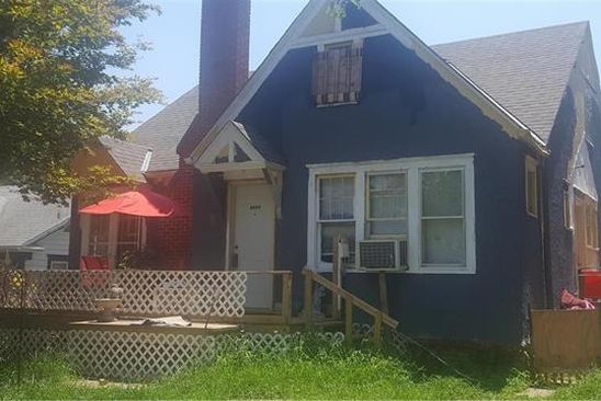 2 bed 1 bath Single Family at 3006 MITCHELL AVE SAINT JOSEPH, MO, 64507 is for sale at 58k - google static map
