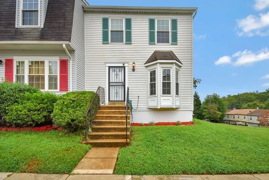 3 bed 3 bath Townhouse at 3754 SILVER PARK CT SUITLAND, MD, 20746 is for sale at 235k - google static map