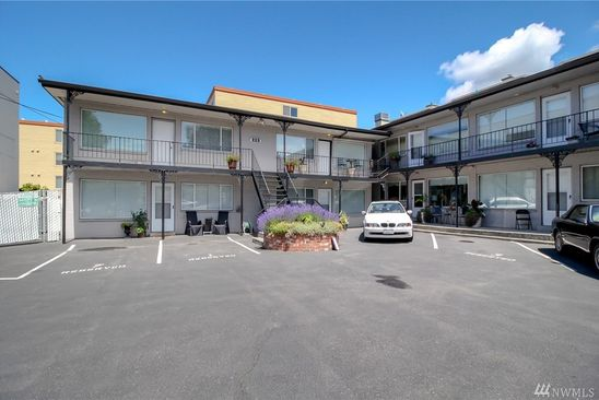 2 bed 1 bath Condo at 223 Dayton St Edmonds, WA, 98020 is for sale at 320k - google static map
