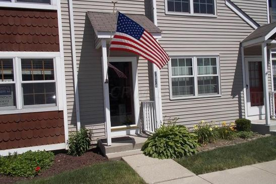 2 bed 3 bath Condo at 7874 MALTON LN COLUMBUS, OH, 43085 is for sale at 118k - google static map