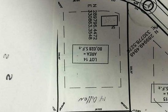 0 bed null bath Vacant Land at 14 Dillon Ln Smithfield, RI, 02917 is for sale at 225k - google static map