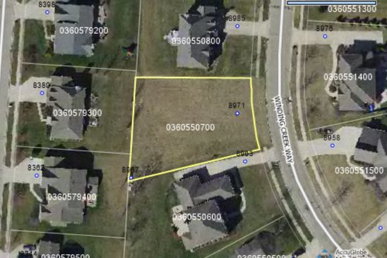 null bed null bath Vacant Land at 8971 Winding Creek Way Pickerington, OH, 43147 is for sale at 70k - google static map