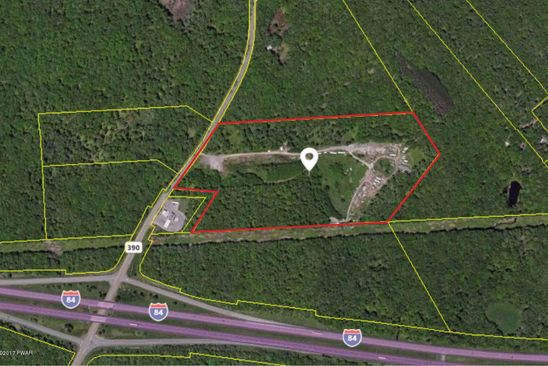 null bed null bath Vacant Land at  RR 390 Tafton, PA, 18464 is for sale at 649k - google static map