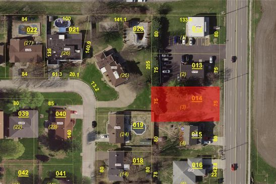 0 bed null bath Vacant Land at 4735 Maryville Rd Granite City, IL, 62040 is for sale at 12k - google static map