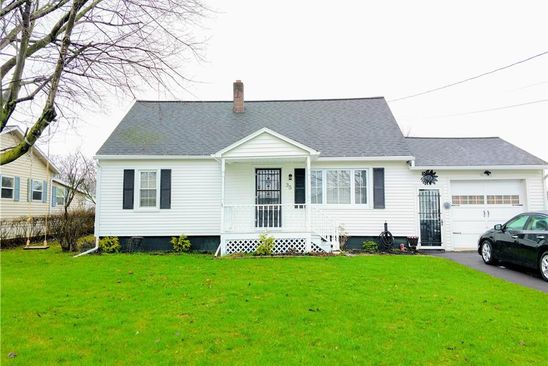 3 bed 2 bath Single Family at 35 Locust St Auburn, NY, 13021 is for sale at 145k - google static map