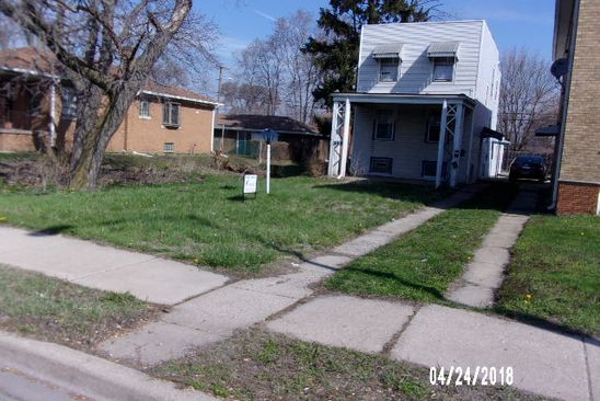4 bed 2 bath Single Family at 668 SIBLEY BLVD CALUMET CITY, IL, 60409 is for sale at 20k - google static map