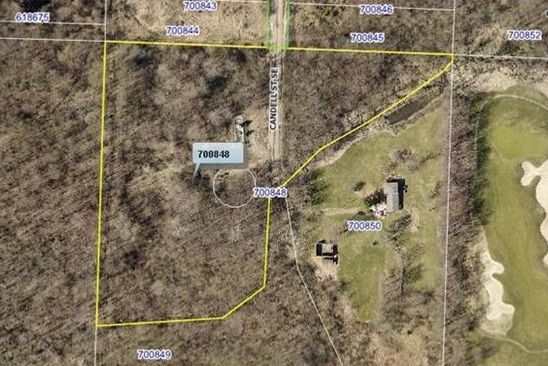 null bed null bath Vacant Land at  Candell St SE Massillon, OH, 44646 is for sale at 53k - google static map