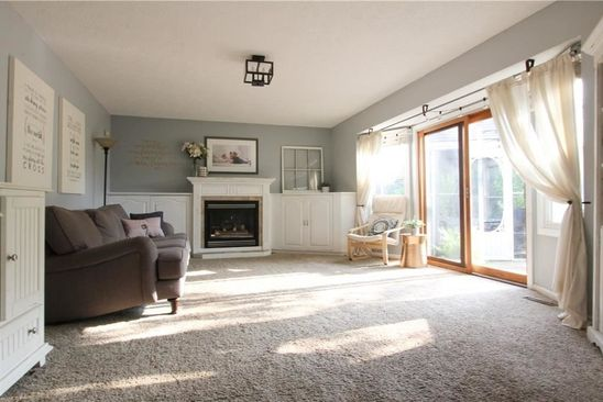 3 bed 4 bath Single Family at 4 WOODRUFF GLN ROCHESTER, NY, 14624 is for sale at 195k - google static map