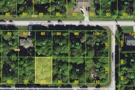 null bed null bath Vacant Land at 12088 Gahan Ave Port Charlotte, FL, 33953 is for sale at 7k - google static map