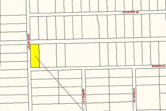 null bed null bath Vacant Land at 3485 Orleans St Cocoa, FL, 32926 is for sale at 45k - google static map