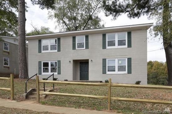 2 bed 1 bath Townhouse at 201 Chandler Dr Gaffney, SC, 29340 is for sale at 62k - google static map