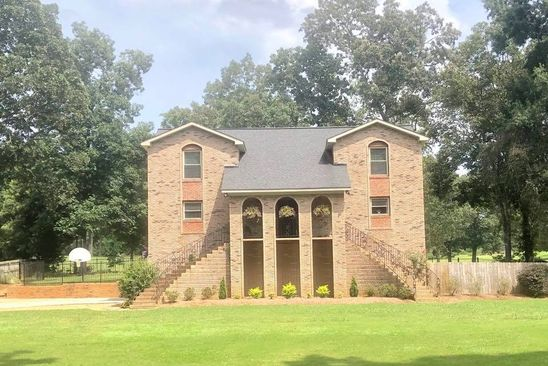 3 bed 4 bath Single Family at 836 N COLLEGE DR CEDARTOWN, GA, 30125 is for sale at 279k - google static map