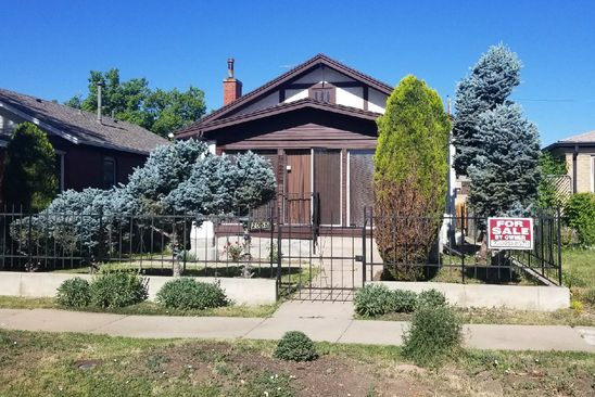 2 bed 1 bath Single Family at 2055 LOWELL BLVD DENVER, CO, 80211 is for sale at 520k - google static map