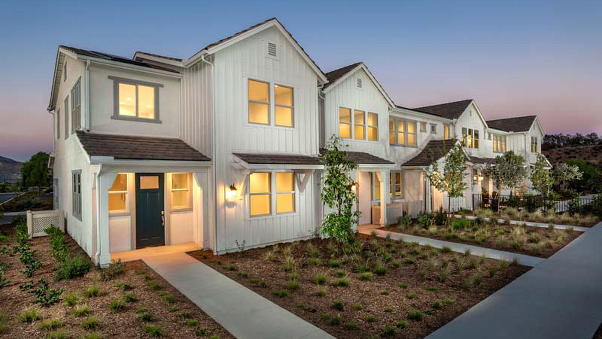 homes for sale south corona california
