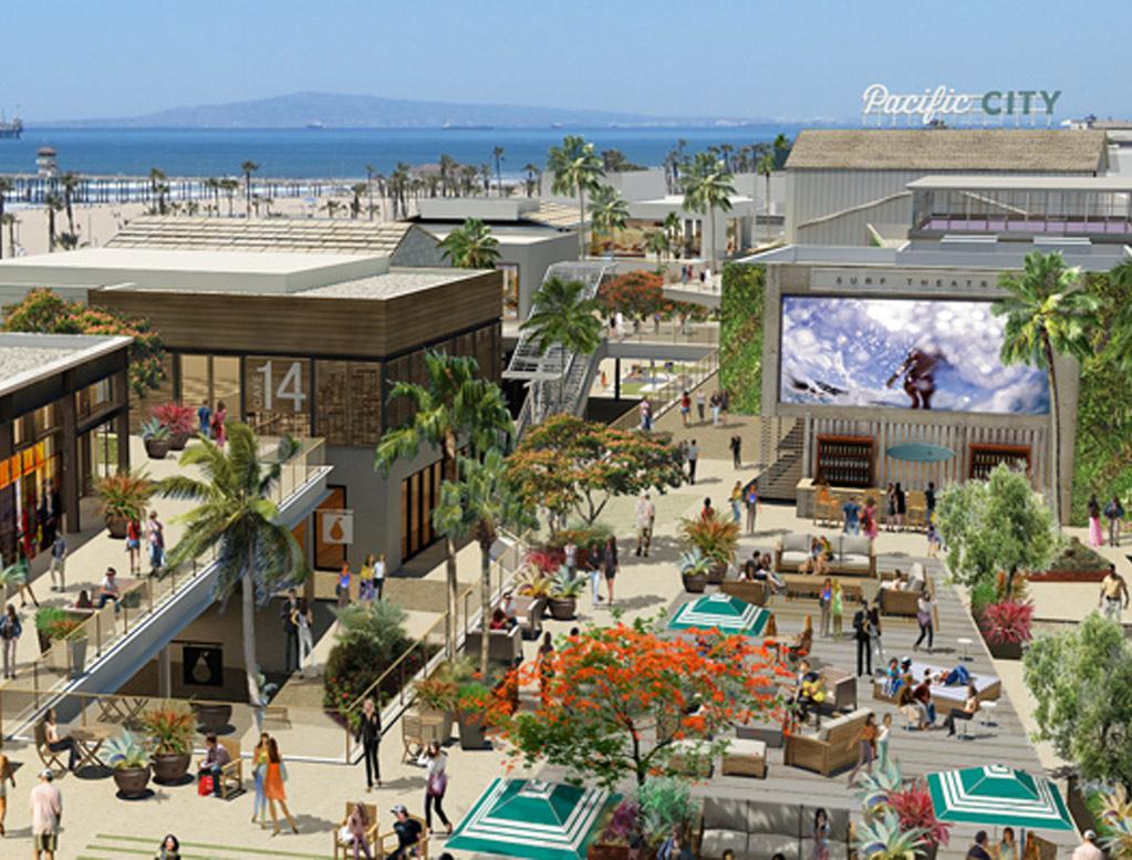 Imágenes De Restaurants In Huntington Beach Pacific City